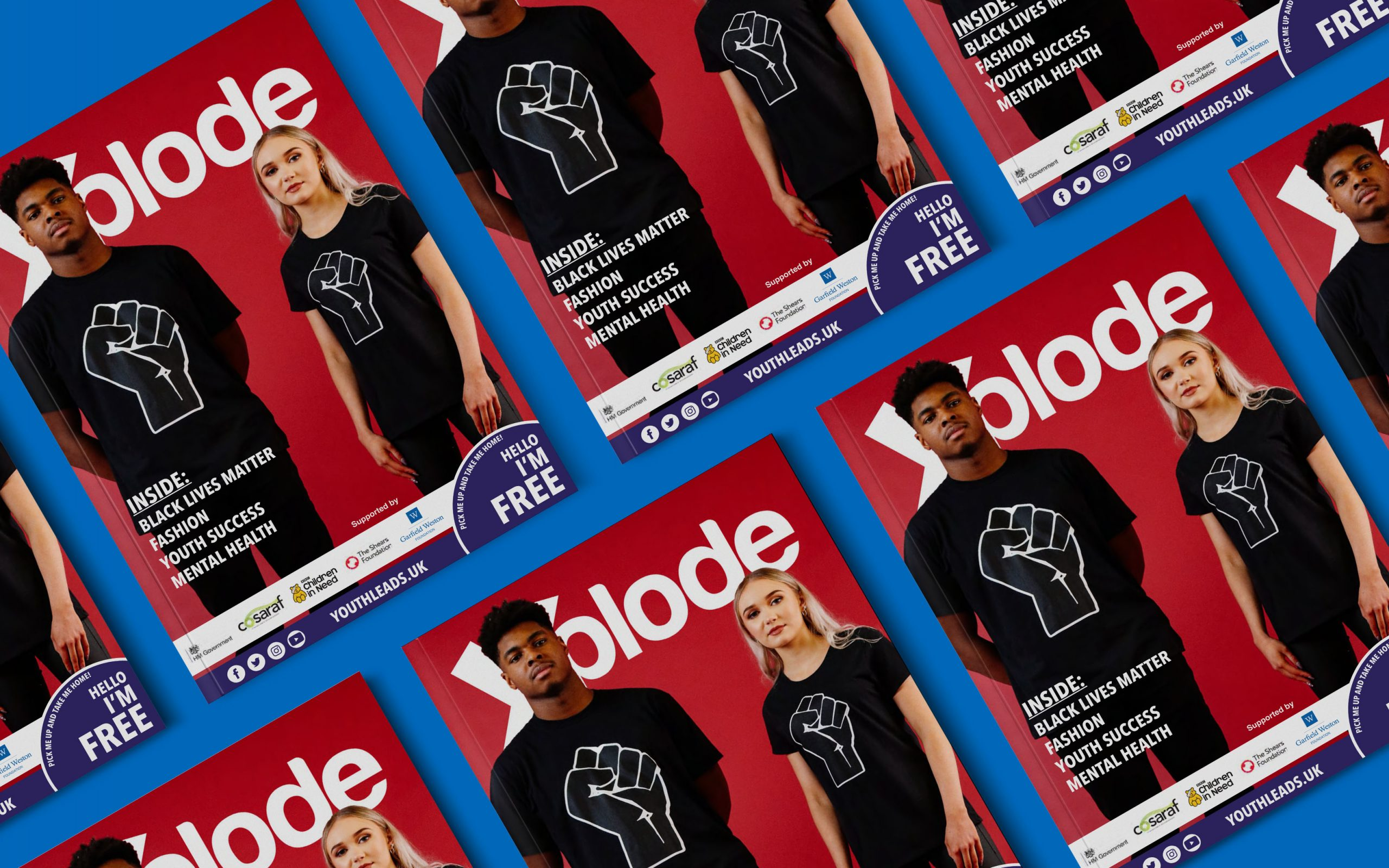 Magazine PSD