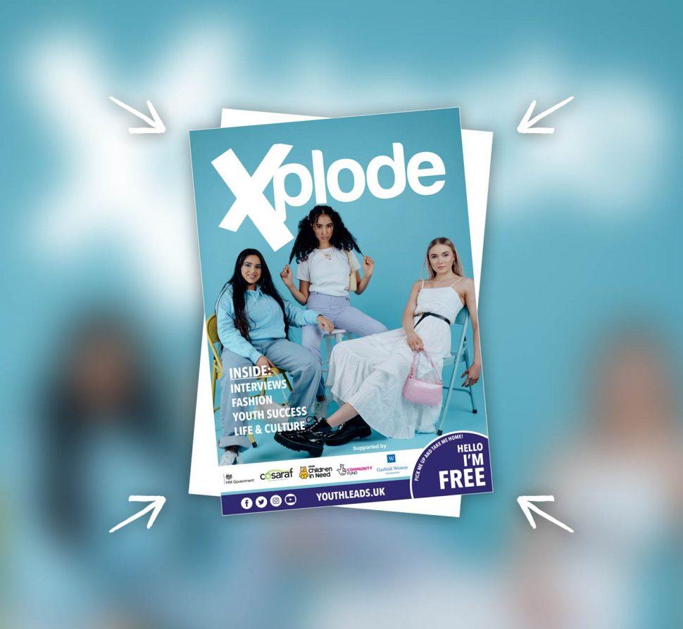Xplode Spring cover